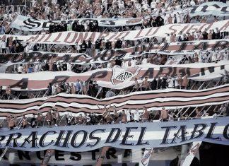 Borrachos del tablón, hinchas del River Plate