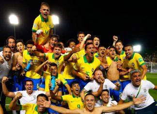 Brasil campeon - Mundial Sub 17