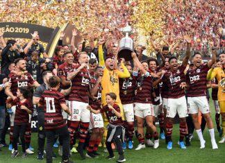 Flamengo se llevó la Copa Libertadores al voltearle el partido a Ríver 2-1