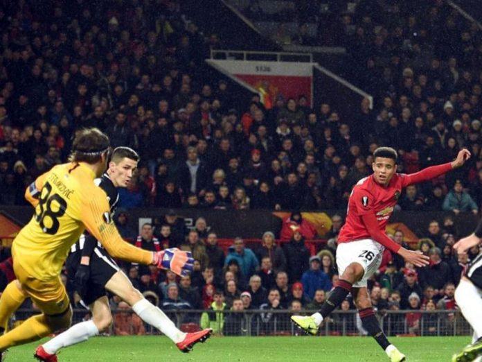 Manchester United se impuso por 3 – 0 a Partizán