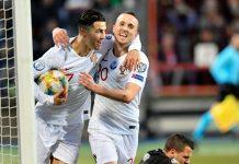 Portugal venció 2-0 a Luxemburgo de la mano de Cristiano Ronaldo