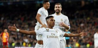 Real Madrid humilló 6-0 a Galatasaray