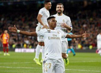 Real Madrid humilló 6-0 a Galatasaray