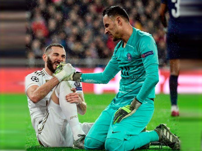Real Madrid y PSG lo empataron 2-2