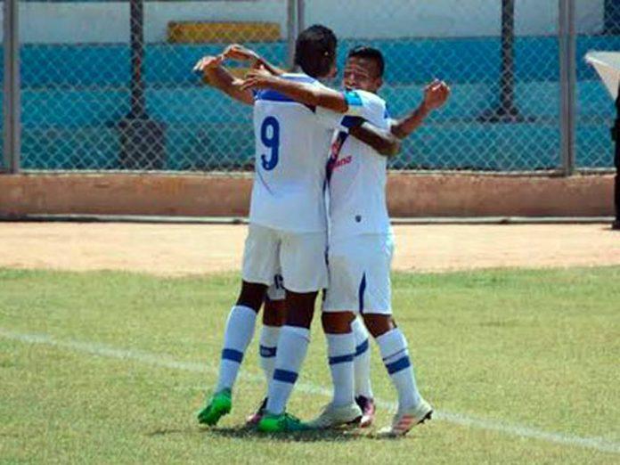 Santa Rosa, empató 1 – 1 contra Alianza Atlético