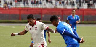 UTC de Cajamarca venció por 2-1 al Unión Comercio
