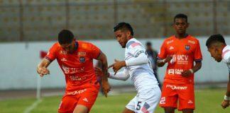 Universidad San Martín logró un importante triunfo 1-0 en su visita a Cesar Vallejo