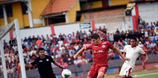 Universitario igualó 1-1 ante UTC en Cajamarca