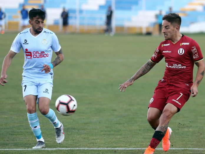 Universitario vs Real Garcilaso