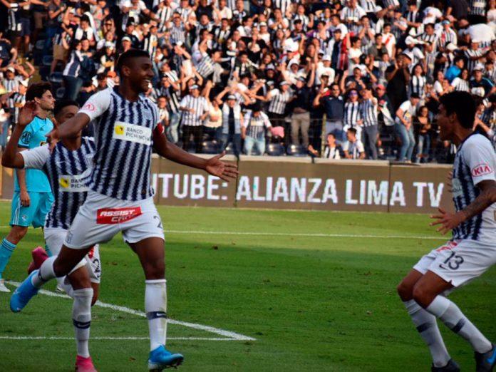 Alianza ganó 1-0 a Sporting Cristal en Matute