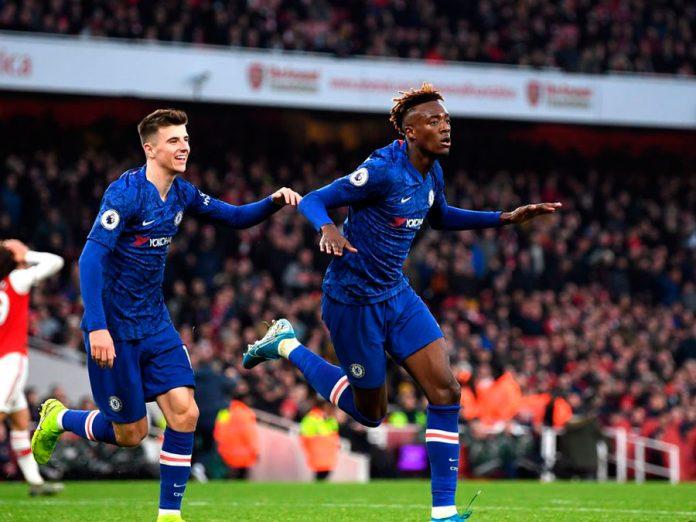 Chelsea venció 2-1 Arsenal