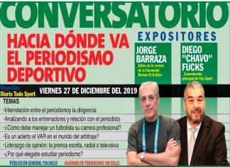 Conversatorio Hacia dónde va el Periodismo