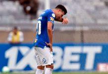 Cruzeiro perdió 2-0 con Palmeiras y, por primera vez en su historia, bajó a la Serie B