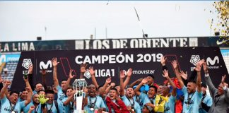 Deportivo Binacional Campeon