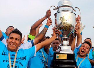 Deportivo Llacuabamba de La Libertad empató 2-2 ante Carlos Stein y se llevó el título de la Copa Perú y, en el 2020 jugará la Liga 1