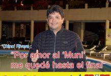 Entrevista Todo Sport 'Chino' Rivera