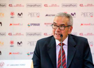 Gregorio Pérez, director técnico de universitario de deportes