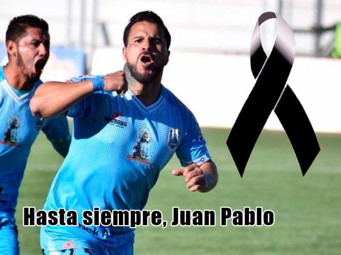 Hasta siempre Juan Pablo Vergara