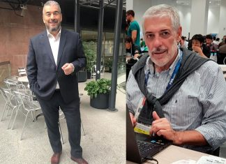 "Jorge Barraza y Diego ""Chavo"" Fucks"