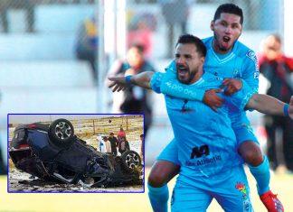 Juan Pablo Vergara falleció luego de accidente automovilistico