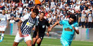Sporting Cristal y Alianza Lima