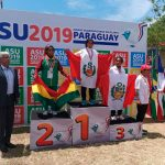 XXV Juegos Sudamericanos Escolares Asunción 2019
