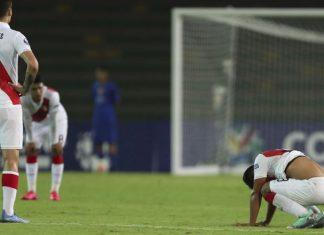 Selección peruana Sub 23 perdió 1-2 ante Bolivia