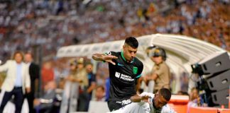 Alianza Limano pudo contra Millonarios de Colombia, pues perdieron 2 – 1