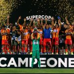 Atlético Grau goleó a Binacional 3-0 y se llevó la primer Supercopa del futbol peruano