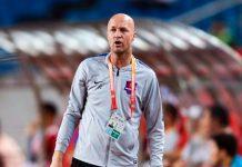 Jordi Cruyff, hijo del histórico de Holanda, Johan Cruyff