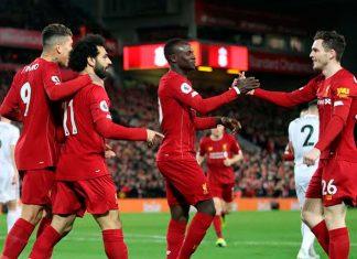 Liverpool venció de local por 2-0 al Sheffield United