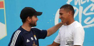 Manuel Barreto y Fernando Pacheco