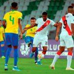 Sub 23 de Perú perdió 1-0 en su debut en el Preolímpico de Colombia
