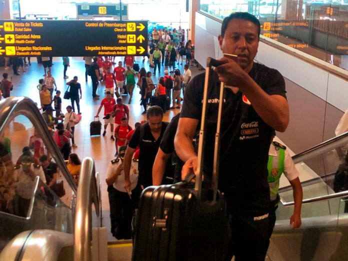 Sub-23 llegó a tierras colombianas para disputar el Preolímpico rumbo a las Olimpiadas de Tokio 2020