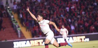 Con goles de Millán y Succar, Universitario venció 2-1 a Melgar en Arequipa y empezó con pie derecho el Apertura
