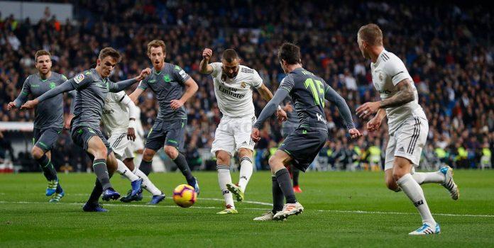 Real Madrid ve Real Sociedad