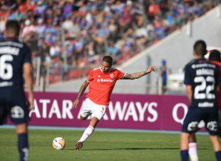 Inter empato 0 – 0 ante Universidad de Chile, Copa Libertadores