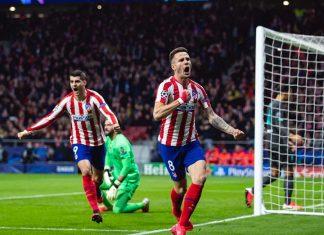 Atlético Madrid del 'Cholo' Simeone derrotó 1-0 a un imparable Liverpool