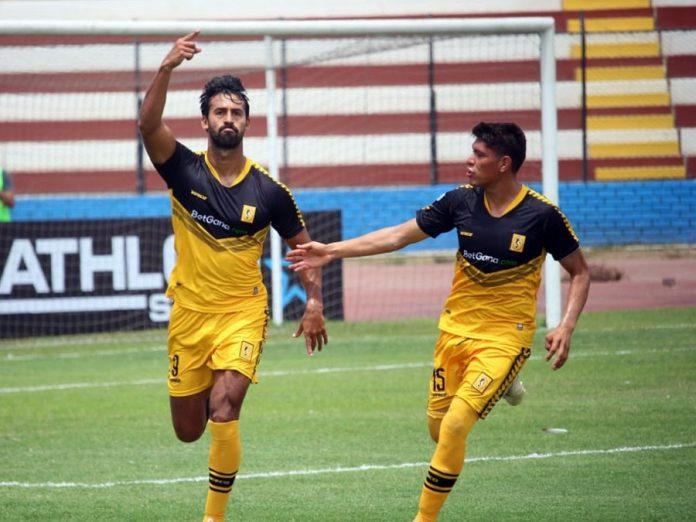 Cantolao al vencer 2-1 a Cienciano en el Miguel Grau del Callao
