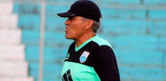 Estratega argentino Néstor Clausen de Deportivo Llacuabamba
