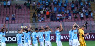 Cristal venció 2-1 a Barcelona en el Nacional