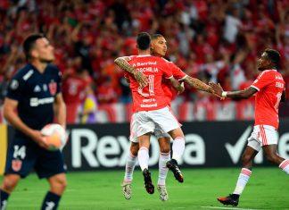 Inter eliminó a la U de Chile del repechaje de la Copa Libertadores al ganarle 2-0