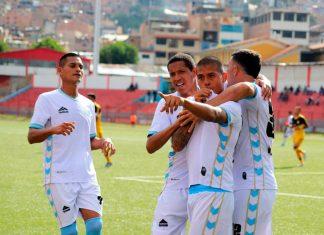 Llacuabamba venció 3-1 ante Cantolao