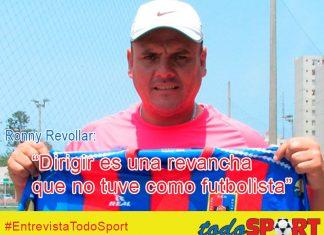 Ronny Revollar