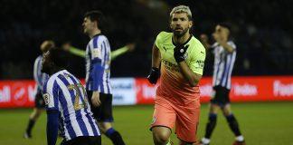 Manchester City triunfo 1-0 sobre Sheffield Wednesday