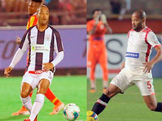 Alianza Lima fifichó este año también al ex defensor crema Alberto Rodríguez.