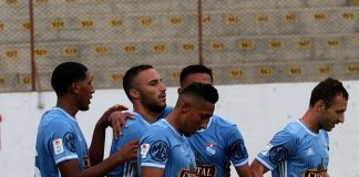 Sporting Cristal empató de visita 1-1 frente a César Vallejo