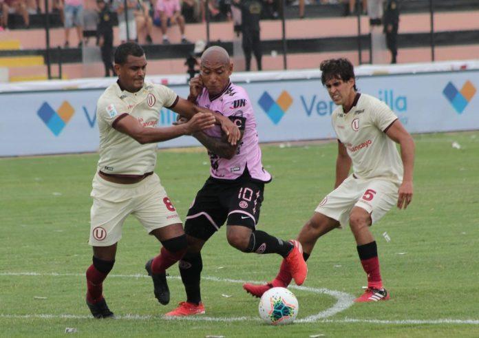 Sport Boys y Universitario igualaron 3-3