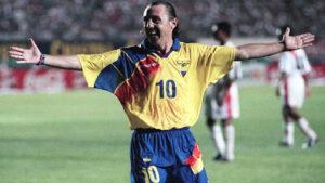 Perú y Ecuador empataron 1 - 1 aquel día