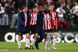 Farfán y Méndez jugaron juntos en el PSV